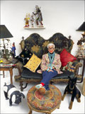Iris Apfel, Palm Beach, Florida  � Michael Price Photography 2007