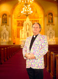 Father Clem Hammerschmidt, Palm Beach, Florida  � Michael Price Photography 2007