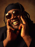 Clarence Clemons, Singer Island, Florida Palm Beach © Michael Price Photography 2007
