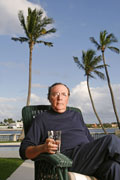 James Patterson, Palm Beach, Florida  � Michael Price Photography 2007
